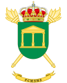 Hardware and Software Systems Maintenance Park and Center, Spanish Army.png