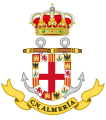 Naval Command of Almeria, Spanish Navy.png