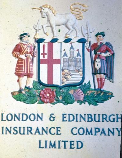 Arms of London and Edinburgh Insurance Company Limited