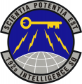 192nd Intelligence Squadron, US Air Force.png