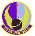 Air Combat Command Air Operations Squadron, US Air Force.png