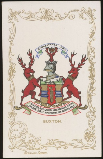 Arms (crest) of Buxton