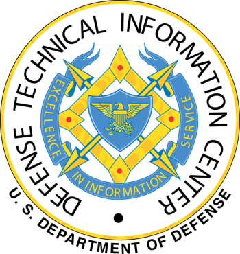 Coat of arms (crest) of the Defense Technical Information Center, US