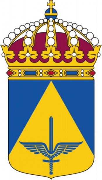 Coat of arms (crest) of the Military Flying Inspection, Sweden