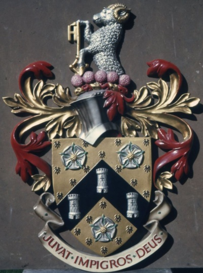 Arms of Huddersfield Building Society