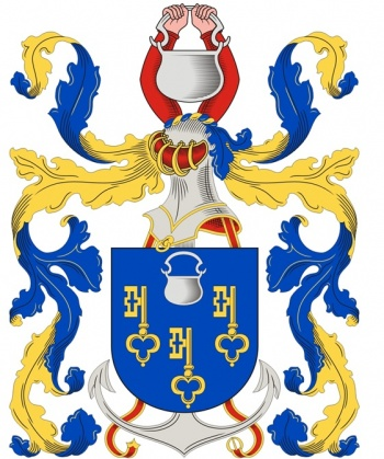 Arms of Supply Directorate, Portuguese Navy