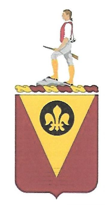 Arms of 717th Transportation Battalion, US Army