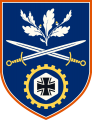 Senior Officer Military Section of the Army Maintenance Logistics, German Army.png