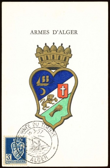 Arms of Alger