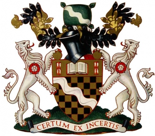 Arms of Institute of Actuaries