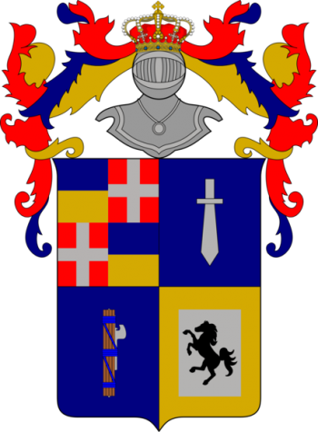 Coat of arms (crest) of the 226th Infantry Regiment Arezzo, Italian Army