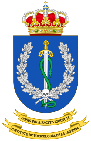 Defence Institute of Toxicology, Spain.png