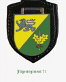 Jaeger Regiment 71, German Army.png