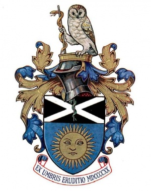Arms of Society of Radiographers