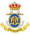 Naval Command of Tenerife, Spanish Navy.png