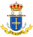Naval command of Gijón, Spanish Navy.png