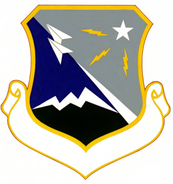 Coat of arms (crest) of the Oregon Air National Guard