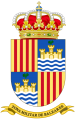 Balearic Islands Military Zone, Spanish Army.png