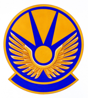 Coat of arms (crest) of the 183rd Resource Maintenance Management Squadron, Illinois Air National Guard