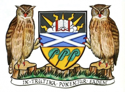 Arms of Scottish Examination Board