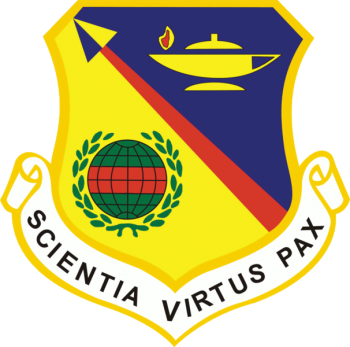 Coat of arms (crest) of the Special Operations School, US Air Force