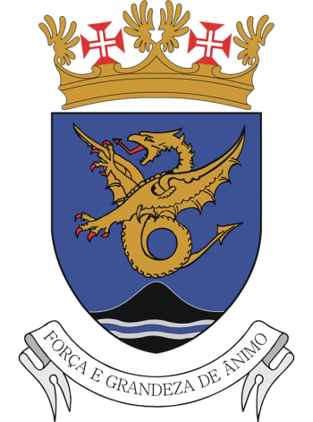 Coat of arms (crest) of the Air Force Base No 6, Montijo, Portuguese Air Force