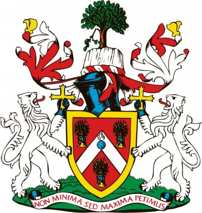 Arms of Aycliffe Development Corporation