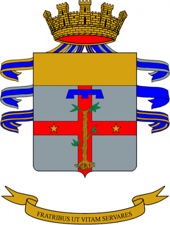 Arms of Medical Corps, Italian Army
