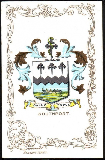 Arms of Southport
