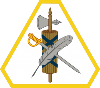 Arms of US Army Reserve Legal Command, US Army