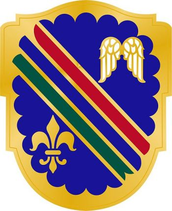 Arms of 160th Infantry Regiment, California Army National Guard
