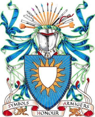 Arms of Society of Heraldic Arts