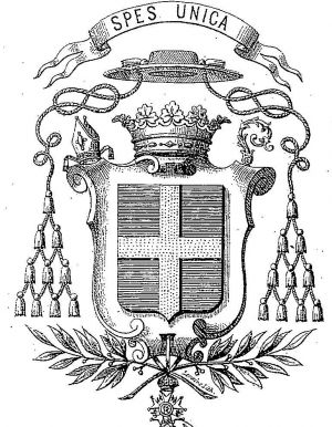 Arms of Jacques-Antoine-Claude-Marie Boudinet