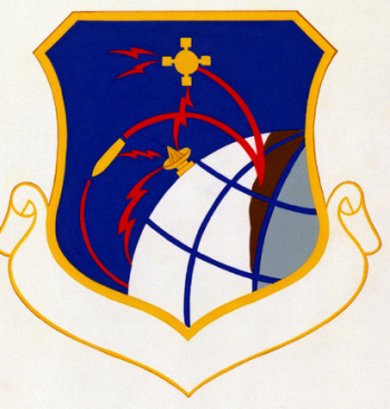 Coat of arms (crest) of the Western Test Range, US Air Force