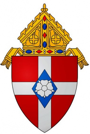 Arms (crest) of Diocese of Winona-Rochester
