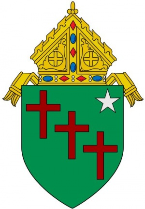 Arms (crest) of Diocese of Gallup