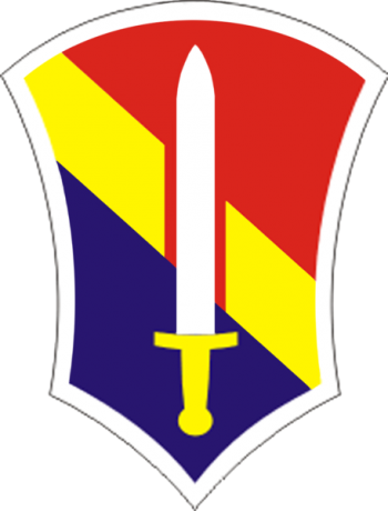 Arms of I Field Force Command Vietnam, US Army