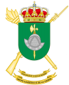 Logistics Unit II of the Legion, Spanish Army.png
