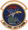 25th Mobile Aerial Port Squadron, US Air Force.png