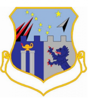 Coat of arms (crest) of the 800th Combat Support Group, US Air Force