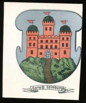 Coat of arms of Edinburgh