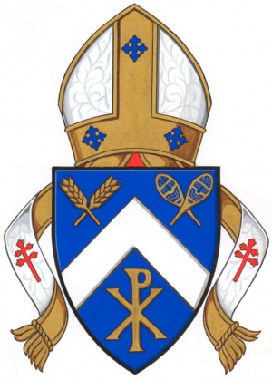 Arms (crest) of Archdiocese of Edmonton