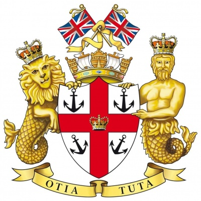 Arms of Greenwich Hospital