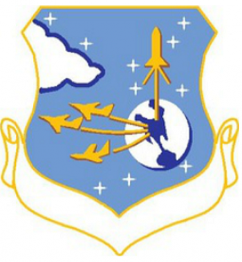 Coat of arms (crest) of the 4038th Strategic Wing, US Air Force