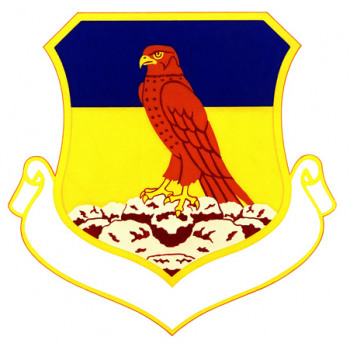 Coat of arms (crest) of the 7020th Airbase Group, US Air Force