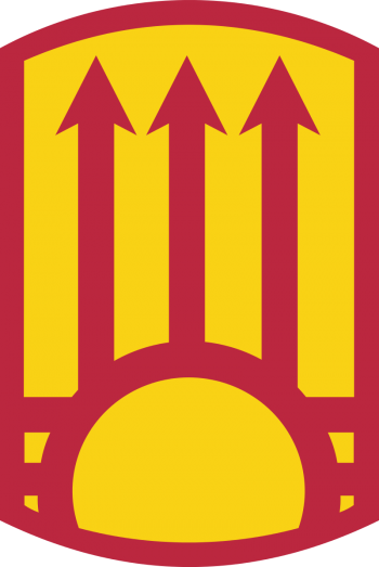 Arms of 111th Sustainment Brigade, New Mexico Army National Guard