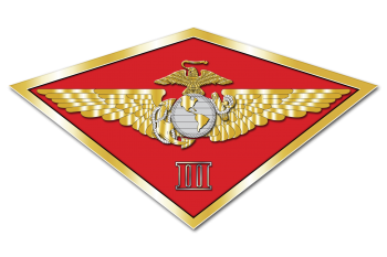 Coat of arms (crest) of the 3rd Marine Aircraft Wing, USMC