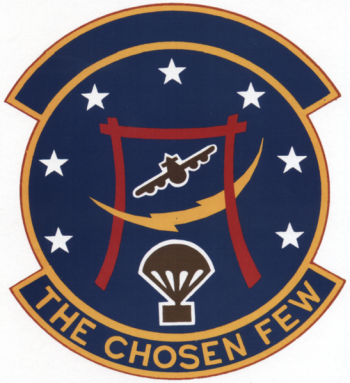 Coat of arms (crest) of the 8th Mobile Aerial Port Squadron, US Air Force
