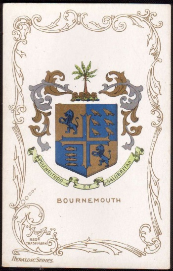 Arms (crest) of Bournemouth