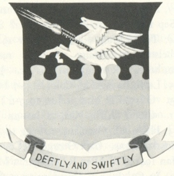 Coat of arms (crest) of the 51st Fighter Group, USAAF